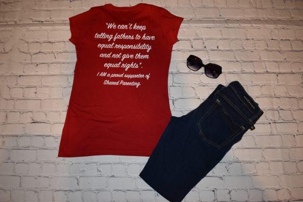 Red T-Shirt with PGI and Iowa logo