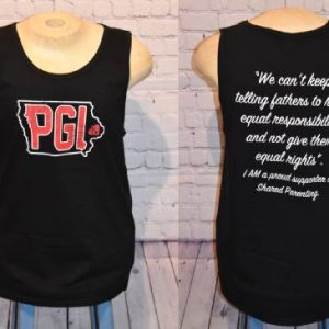 Black Tanktop with PGI logo