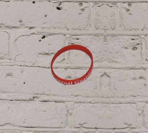 Red Wrist Band with PGI Logo