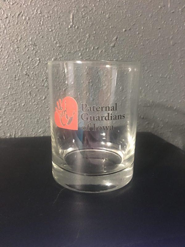 Whiskey Glass with PGI Logo